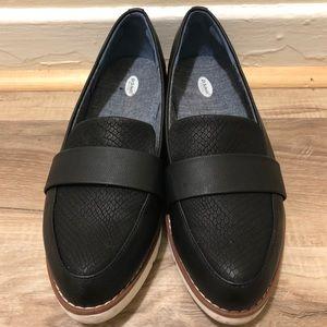 Dr. Scholl's Platform Loafers